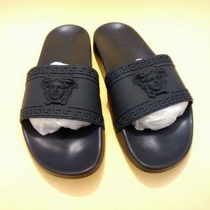 Versace Pool Slides size 12